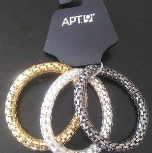 Apt. 9 Kohl's Stretchy Multi-Color Bracelets